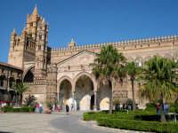 La Cattedrale di Palermo è un grandioso complesso architettonico composto in diversi stili, dovuti a