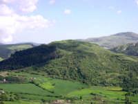 Monte San Lorenzo. Resti di una città greca di nome HIPPANA distrutta dai romani nel 258 a.C durante la prima guerra punica.  - Prizzi (11481 clic)