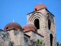 San Giovanni degli Eremiti. La ex chiesa e' uno dei piu' tipici monumenti della Palermo normanna e f