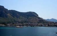 Antico borgo marinaro e turistico situato sulle coste siciliane, a pochi chilometri da Palermo.  - Sferracavallo (5891 clic)