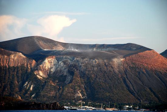 Isole Eolie - Vulcano - VULCANO - inserita il 10-Jan-11