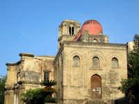 La Martorana fondata nel 1149, la chiesa si deve alla pietà dell'Ammiraglio Giorgio d'Antiochia ed è
