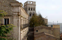 Palazzo Bongiorno e la Torre dei Ventimiglia.  - Gangi (4587 clic)