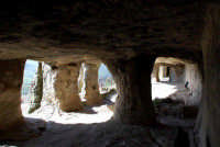 Il Castello Medievale. Le scuderie.  - Sperlinga (4157 clic)
