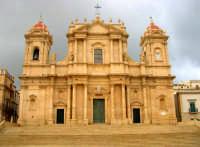 La Cattedrale - San Nicolò.  - Noto (1867 clic)