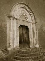 portale della Chiesa di San Michele  - Savoca (5372 clic)