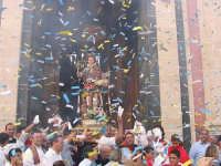 Festa di San Vito, l'uscita del santo  - Mascalucia (5915 clic)