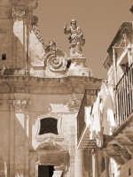 Chiesa Madre, particolare  - Buscemi (2534 clic)