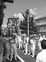 Festa di Sant'Antonio Abate  - Santa domenica vittoria (6107 clic)