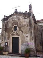 la chiesa di San Vincenzo Ferreri nel quartiere Diana  - Fiumefreddo di sicilia (7740 clic)