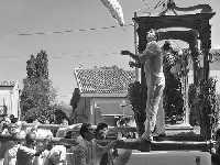 Festa di Sant'Antonio Abate  - Santa domenica vittoria (6015 clic)