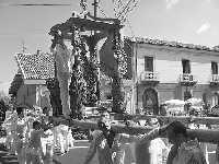 Festa di Sant'Antonio Abate  - Santa domenica vittoria (8433 clic)