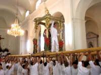 Festa di Sant'Antonio Abate 2005  - Santa domenica vittoria (6618 clic)