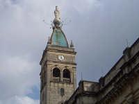 campanile del duomo  - Fiumefreddo di sicilia (3922 clic)