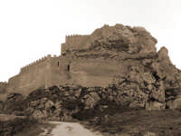 Castello chiaramontano  - Mussomeli (6170 clic)