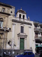 la chiesa dell'oratorio di San Filippo Neri in stile barocchetto siciliano  - Giarre (6570 clic)