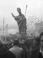 Festa di San Paolino, processione  - Sutera (6893 clic)