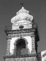 Campanile della chiesa di S. Antonio  - Castiglione di sicilia (2732 clic)