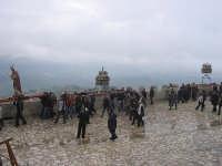 Festa di San Paolino, processione col santo e le reliquie  - Sutera (7097 clic)