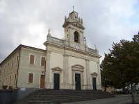 La Chiesa Madre dedicata a Sant'Andrea Apostolo  - Milo (5190 clic)