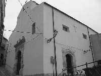 Chiesa del quartiere Rabato  - Sutera (4064 clic)