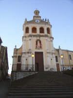 Chiesa madre di San Giovanni Battista in stile tardo-barocco  - San giovanni montebello (6888 clic)