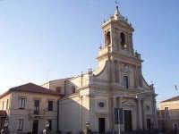 Chiesa Madre di San Matteo Apostolo in stile neoclassico  - Trepunti di giarre (13289 clic)