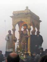 il fercolo con il simulacro della Madonna Immacolata  - Dagala del re (6566 clic)