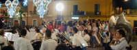 Il popolo intona l'inno al santo  - Macchia di giarre (3556 clic)