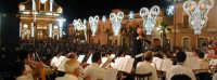 Il popolo intona l'inno al santo  - Macchia di giarre (3438 clic)