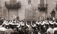 varetta e portanti per la festa di San Sebastiano del 20 gennaio  - Mistretta (5171 clic)
