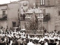 San Sebastiano e portanti per la festa del 20 gennaio  - Mistretta (6036 clic)