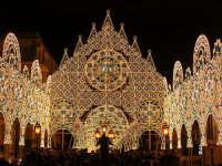 illuminazione per la festa di San Mauro Abate  - Viagrande (29309 clic)