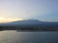tramonto al porto  - Riposto (2593 clic)