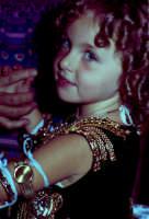 Lia Cottone vestita da verginella in occasione della festa in onore di M.S.S.D.Grazie.  - Montagnareale (2031 clic)
