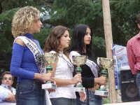 Miss Cotonella,Miss Rocchetta e Anna Munafò,Miss Montagnareale e  2°Classificata al Concorso di Miss Italia 2005.  - Montagnareale (4646 clic)