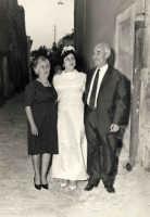 Vecchie foto:matrimonio Mario Spinella e Salvina Calabro'.0032.  - Sorrentini di patti (4136 clic)
