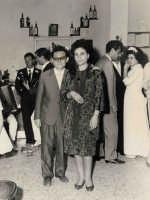 Vecchie foto:matrimonio Mario Spinella e Salvina  0036.  - Sorrentini di patti (4222 clic)