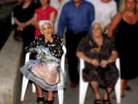 Ferragosto 2005: La Signora Sidoti Giuseppa il 19/Gennaio/2006 ha compiuto 101 ANNI!. AUGURI!!  - Montagnareale (2689 clic)