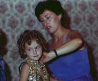 Lia Cottone e la mamma.  - Montagnareale (3471 clic)