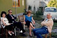 Vecchie foto: Angelina Spinella Nino Spanò Salvina e Mario Spinella.  - Montagnareale (4260 clic)