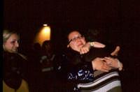 Santina piange di gioia.   - Montagnareale (3007 clic)