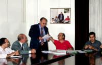Insediamento Consiglio Comunale. Il Giuramento del Sindaco.  - Montagnareale (3350 clic)