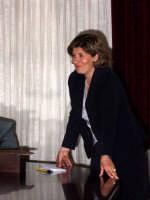 Insediamento Consiglio Comunale. Il Vicepresidente Rosaria Buzzanca.  - Montagnareale (3710 clic)