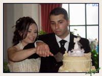 Matrimonio:il taglio della torta.  - Montagnareale (2861 clic)