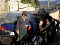 Don Nino e Don Cicciu.  - Montagnareale (2643 clic)