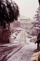 MONTAGNAREALE-Nevicata Febbraio 1996.  - Montagnareale (3102 clic)