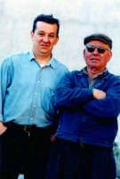 Io e mio Zio Nino.  - Montagnareale (2919 clic)
