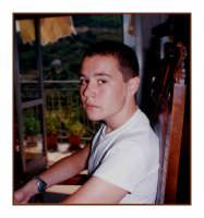 Mio Figlio Gianmarco. Agosto 2001.   - Montagnareale (2790 clic)