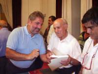 Il Dott.Serraino e Riccardo Sidoti.  - Montagnareale (3054 clic)